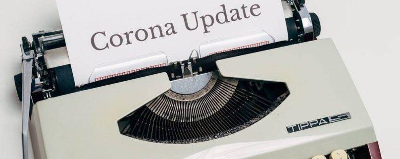 Corona update 3